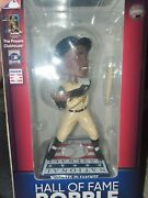 Mlb Exclusive Hall Of Fame Roberto Clemente Hof Bobblehead Pirates /360 Rare 73