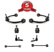 Grand Cherokee Commander Upper Control Arms Tie Rods Sway Bar Links Ball Joints