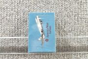 Vtg Sealed Playing Cards American West Airlines