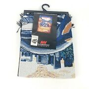 Chicago Bears Tapestry Throw Blanket 48 X 60 The Northwest Company Nfl New