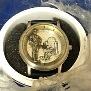 Fossil Star Wars R2-d2 Driods Limited Edition Wristwatch Shipped From Japan
