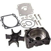 Outboard Water Pump Impeller Kit Fit Yamaha 61a-w0078-a2 / A3