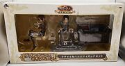 Attack On Titan Double Chance Campaign Levi And Hange Figure Set New