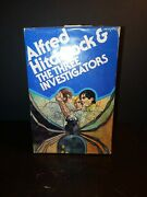 Alfred Hitchcock And The Three Investigators First Paperback Edition Box Set 1978