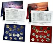 2010 - United States Mint Uncirculated Coin Set - Sealed U10