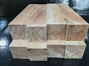 8 Black Cherry 2 X 2 X 11 Spindle Turning Blanks
