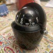 Vintage Air Guide Chicago Ill Floating Compass Large Size