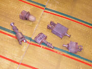 1930s-40s Packard/chry/stude Etc.vintage Universal Heater Switches. 5