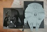 2011 Star Wars Darth Vader And Millennium Falcon Coin Set - Lucas Films
