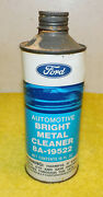 1948-73 Ford Shelby Mercury Lincoln Nos Bright Metal Window Molding Trim Cleaner