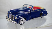 Vintage Buick Roadmaster 1941 Collectible Rare Toy Model Car Oldtimer Classic