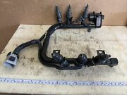 Svl Fuel Rails And Injectors Harness Bosch 0280160237 Used