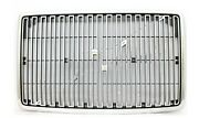 Volvo Vn 1996-2003 Replacement Chrome Grille New With Bug Screen