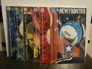 Dc The New Frontier 1-6 Set 2 3 4 5 Darwyn Cooke 2004 Universe Justice League