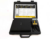Cps Cc220 Compute-a-chargeandreg High Capacity Refrigerant Charging Scale - 220lb