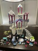 Playmobil 9469 Crystal Palace Winter Frozen Accessories Castle