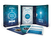 Harry Potter Spell Deck And Interactive Book [with Books]