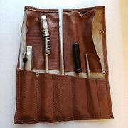 Porsche 911 944 951 Tool Kit W/bag // 1983 Genuine And Authentic Germany