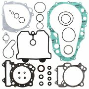 Complete Gasket Kit With Oil Seals For Kawasaki Kfx400 2003 - 2006 400cc