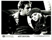Best Laid Plans Alessandro Nivola Reese Witherspoon Signed 10x8 Bandw Photo Coa