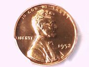 1952 Proof Lincoln Wheat Cent Penny Pcgs Pr 67 Rd 83569432