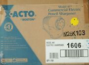 X-acto Commercial Electric Pencil Sharpener Made In Usa Model 41by Boston