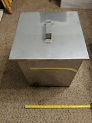 Maple Syrup Stainless Steel Evaporator W/valves, Screen Filter, Lid 20 Ga Vgc Lg