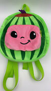 Cocomelon Inspired Plush School Bag/lunch Bag/toy Bag/backpack Handmade