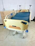 Hill-rom Totalcare All Electric Hospital Bed Air Mattress P1900 W185