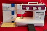 Brother Xl-5130 Sewing Machine With Accessories And Manuel Great Condition