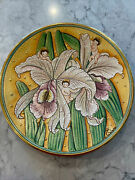 Flower Children Plate By V Tiziano By Vene To Flair 1979 Limited Edition