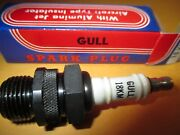 Gull 18km Spark Plug New In Orig Box Fits Some British Seagull Outboard Motor