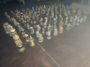 125 Piece Stein Collection. Insured Shipping Is 250