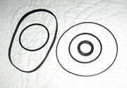 Nakamichi 1000zxl Series Complete Belt Set Including The Idler Tire