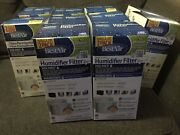 Lot Of 10 Bestair H62 Humidifier Filters 2-pack Chlora-clear Sunbeam Holmes