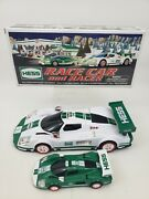 Hess 2009 Toy Truck Race Car And Racer - Flashing Lights And Multiple Sounds