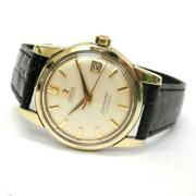Omega Seamaster Automatic Calendar Stainless Steel Analog Wristwatch For Adult