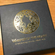 Rare Studio Ghibli Whisper Of The Heart Pocket Watch Pendant Necklace With Box