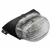 Bike It Motorcycle Led Tail Light With Clear Lens And Indicator For Suzuki Gsx-r