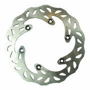 Armstrong Mx Solid Wavy Motorcycle Rear Brake Disc For Yamaha Wr250r - 230 Mm