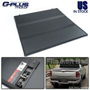 For 2015-2020 Ford F150 Pickup Truck 5.5ft Short Bed Hard Tri-fold Tonneau Cover