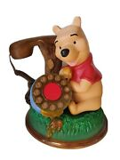 Vintage Winnie The Pooh Telephone Near Mint Condition