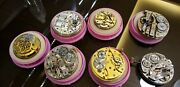 Vintage Pocket Watch Movements - Lot Of 7 Pocket Watches
