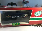 🚅 G Scale Lgb 4080 W 01 White Pass Tank Car - Limited Edition- New 💥 G367