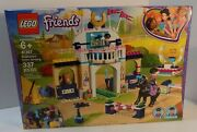Lego Friends Stephanieand039s Horse Jumping 41367 Set 337 Pcs Building Toy - Sealed