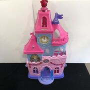 Fisher Price Little People Disney Cinderella Magical Wand Palace