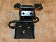 1967 1968 Mustang Fastback Convertible Gt Shelby Cougar Nos Rh Lower Door Hinge