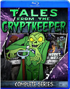 Tales From The Cryptkeeper Complete Series On Blu-ray