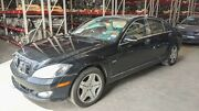 2009 Mercedes Benz S-class S600 5-speed Automatic Rwd Transmission 722.649 71k