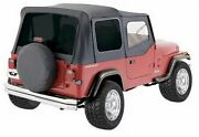 Rampage 99435 Factory Replacement Soft Top For 1988-1995 Jeep Wrangler Yj